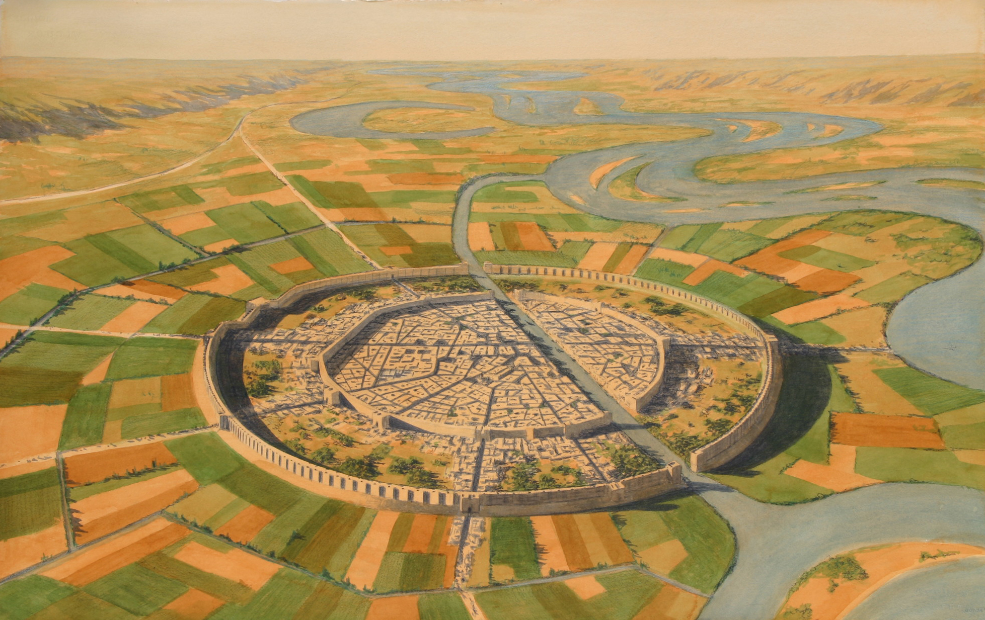 THE 16 GREATEST CITIES IN HUMAN HISTORY | Cielotech Online