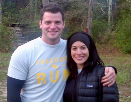 Todd and Rachel