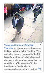 TAMERIAN AND DZHOKHAR
